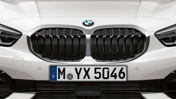 BMW 1er Doppelniere