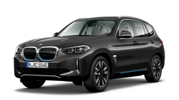 BMW iX3 Black Edition